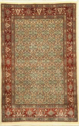 Moud Rug Persia woolcotton approx 150 x 105 cm