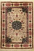 Lahore Silk Rug (Sheik-Safi Design)