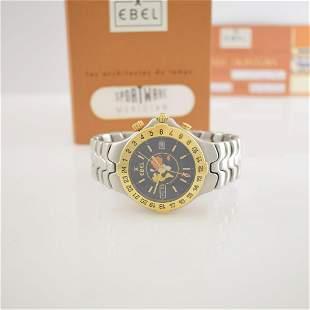 EBEL gents wristwatch model Sportwave Meridian