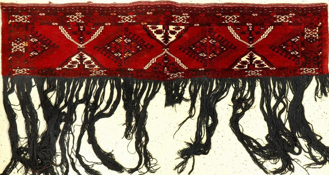 Afghan Ersari 'Jollar' (Kizel-Ayak Design),