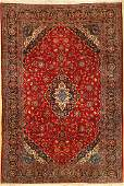 Kashan 'Ghotbi' Carpet (Signed),