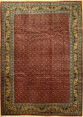 Tabriz Carpet Petag Signature