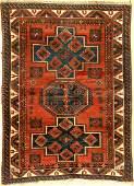 Armenian Kazak Rug Lori Pambak Pattern