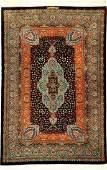 Very Fine & Unique Silk Qum 'Masoud Rajabianpour' Rug