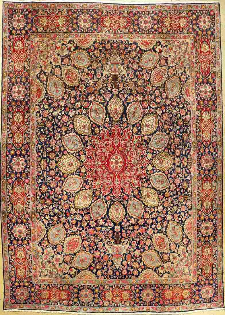 Kirman Carpet,