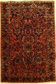 Saruk Us Re Import antique Persia around 1920 wool