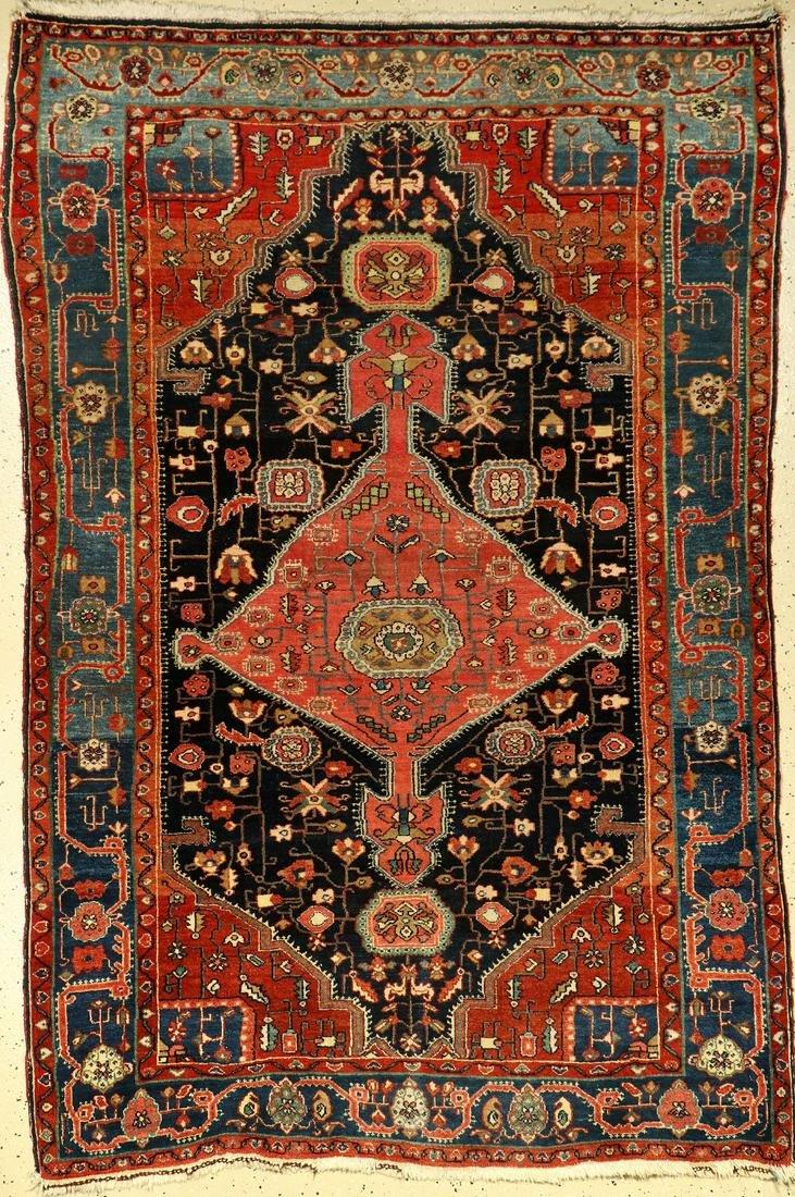 Goltogh old (Djosan design), Persia, around 1940, wool