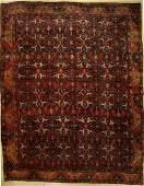 Rare Bidjar old, Persia, (arabesque design), around