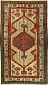 Sarab old Persia around 1920 wool on wool approx