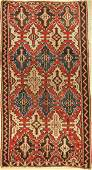 Kuba kilim antique Caucasus late 19th century