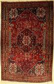Gashgai old Persia around 1920 wool on wool