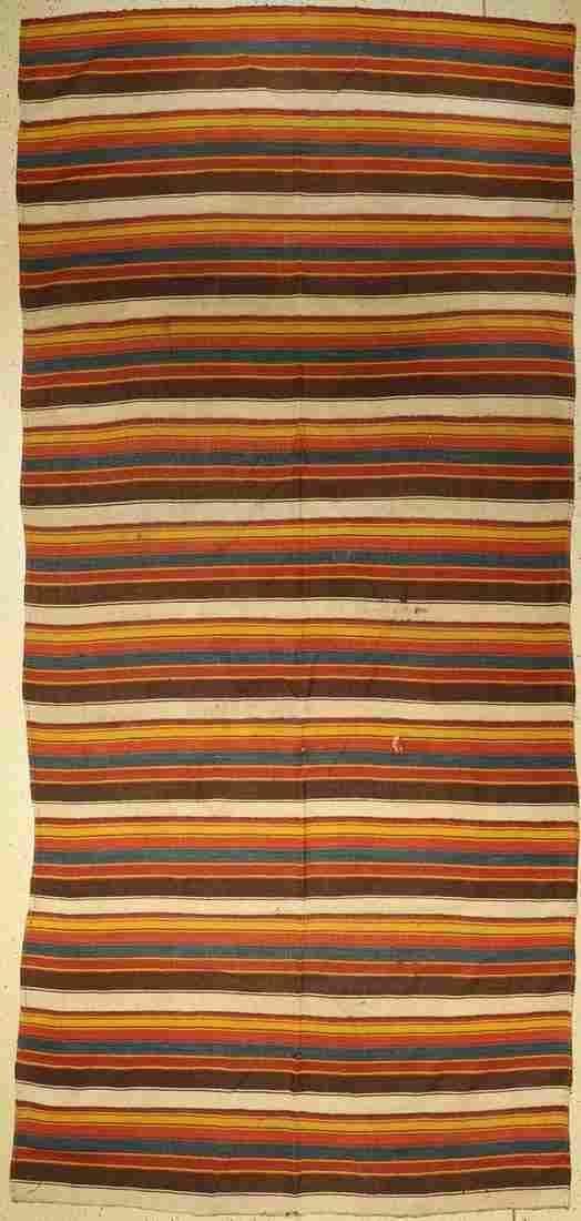 North Persian kilim old, Persia, around 1930, wool on