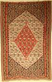 Senneh kilim old Persia around 1930 wool onwool