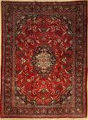 Keschan old Persia around 1960 wool on cotton