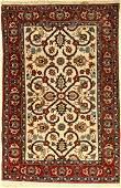Esfahan Mobarake, Persia, approx. 50 years, wool on