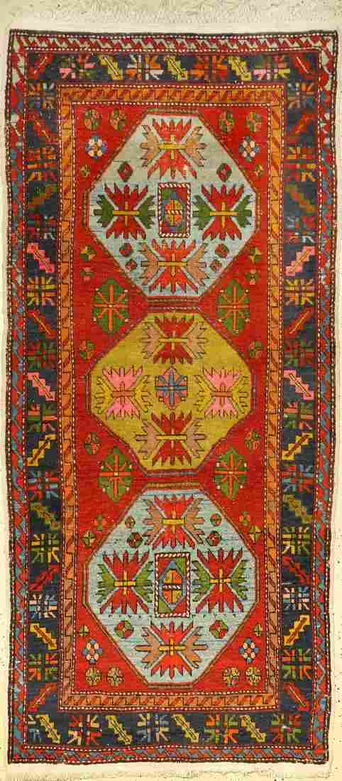 Azeri alt, Persia / Caucasus, approx. 70 years, wool