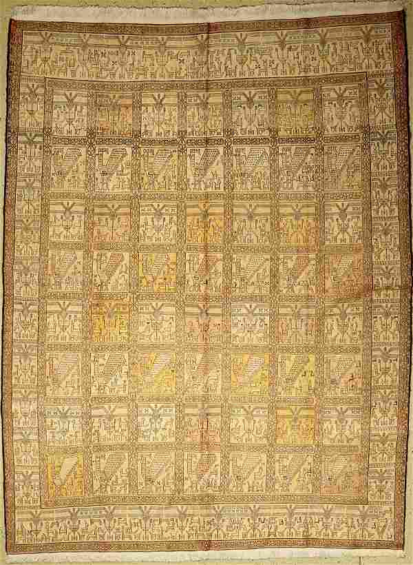 Old, Russia, approx. 50 years, Merz. Cotton, approx.