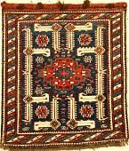 Fine & Rare Azeri Baku Sumakh 'Bagface',