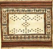 White Afshari Sofreh
