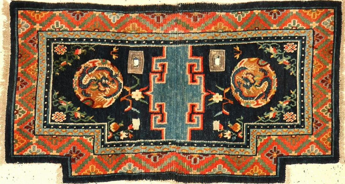 Tibetan Shigatse 'Makden' Dragons,