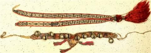 (2 Lots) Tibetan 'Wild-Yak Jewelery' (Published By Drs.