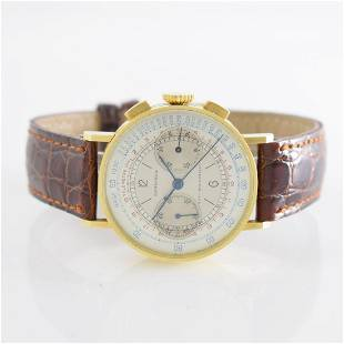 LONGINES 13ZN nearly mint flyback - chronograph
