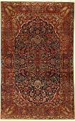 Fine Kashan rug old Persia around 1930woolapprox