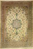 Tabriz fine rug 50 raj, Persia, approx. 40 years, wool