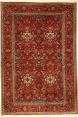 Fine Kashan rug old Persia around 1920 wool