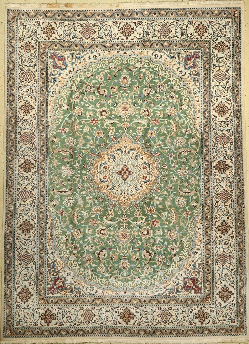 Nain carpet, Persia, approx. 30 years, wool oncotton