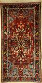 Bakhtiar carpet Persia approx 60 years wool on