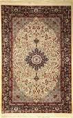 Kirman rug, China, approx. 40 years, wool, approx. 267