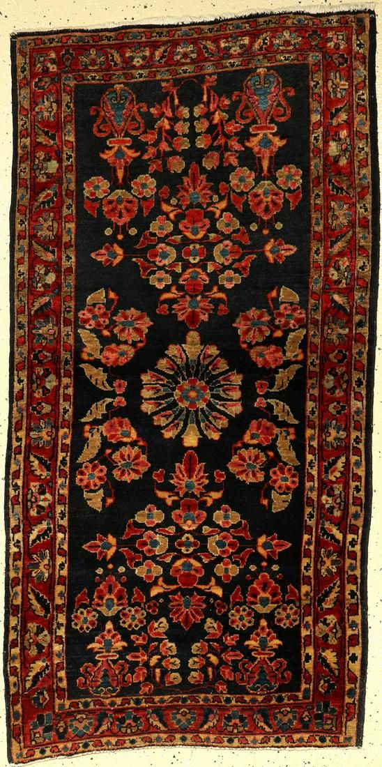 Saruk Rug, Persia, around 1920, wool on cotton