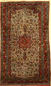 Rosen Bidjar old Carpet, Persia, approx. 70 years, wool