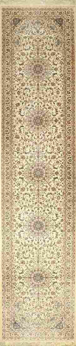 Nain Runner, China, approx. 40 years, wool with and on