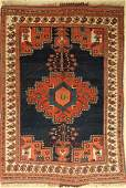 Afshar Rug South Persia around 1920 wool on cotton