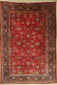Kaschan carpet signed, Persia, approx. 50 years, wool