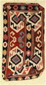 Shasavan Mafrash, Persia, around 1900, wool on wool