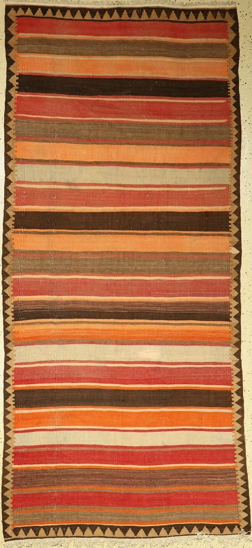 Northwest Persian kilim old, Persia, around 1930, wool