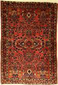 Saruk Us Re Import rug Persia around 1900 wool on