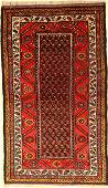 Feiner Kordi old rug Persia around 1940 wool on