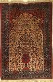 Kermanshah rug Persia around 1920 wool on cotton