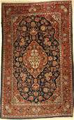 Keschan old Persia around 1920 wool on cotton