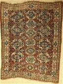 Khorassan Kordi old, Persia, around 1920, woolon wool