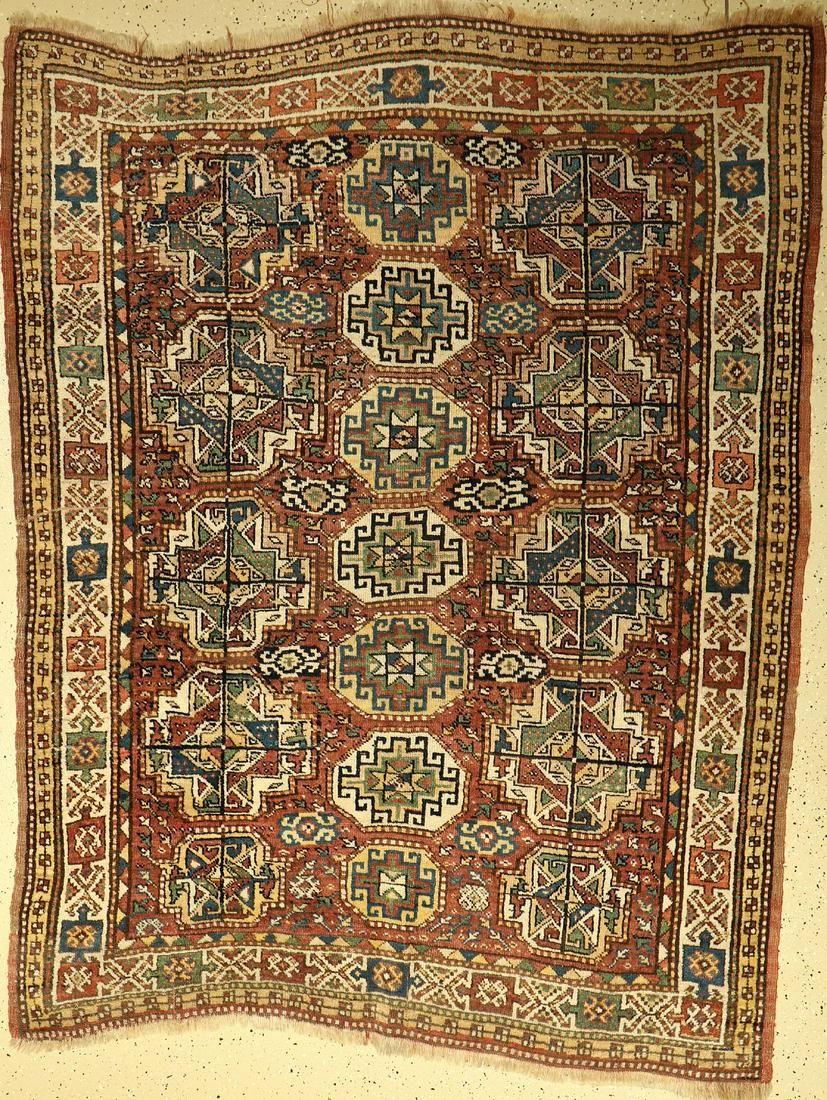 Khorassan Kordi old, Persia, around 1920, woolon wool