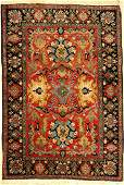 Fine Azeri old, Azerbaijan, around 1940, wool on cotton