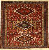 Kordi old, Persia, around 1940, wool on wool