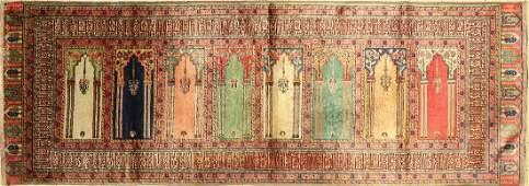 Kaisery Flosh old, Turkey, around 1940, flosh silk