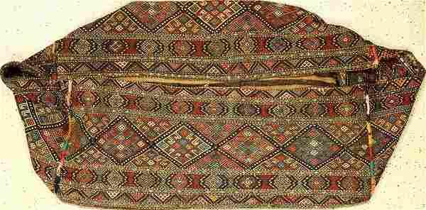 Shahsavan Mafrash antique, Persia, 19th century