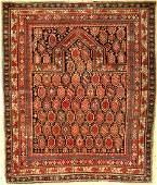 Marasali 'prayer rug', antique, Caucasus, around 1890
